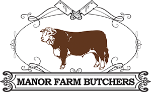 Manor Farm Butchers Logo