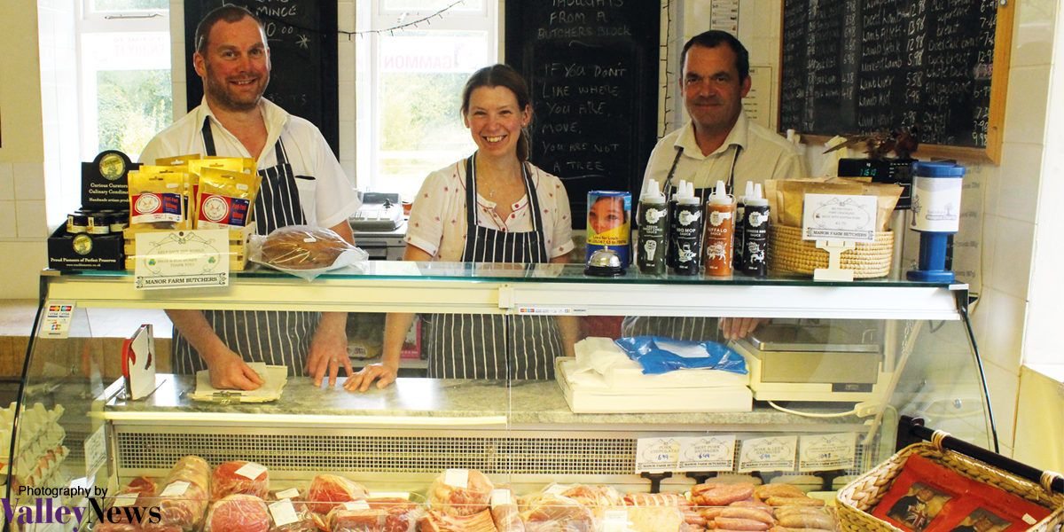 Manor Farm Butchers - Burcombe